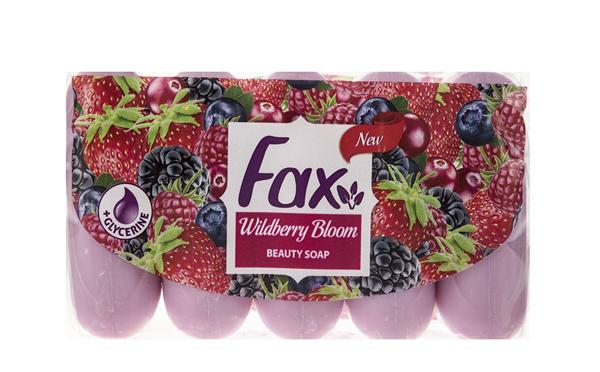 صابون فاکس 5 عددی با رایحه میوه های جنگلی