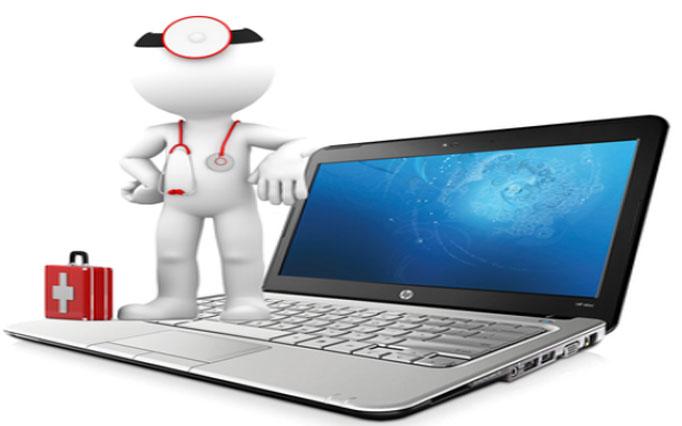 خدمات نرم افزاری لپ تاپ